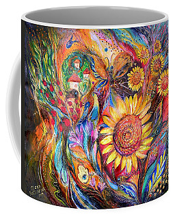 The Mediterranean Village Coffee Mug