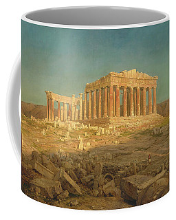 The Parthenon Coffee Mug