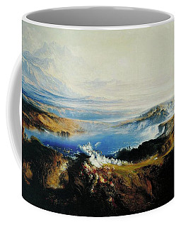 The Plains Of Heaven Coffee Mug