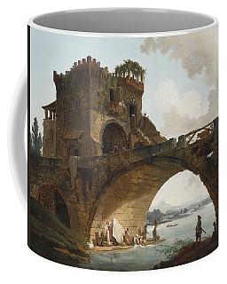 The Ponte Salario Coffee Mug
