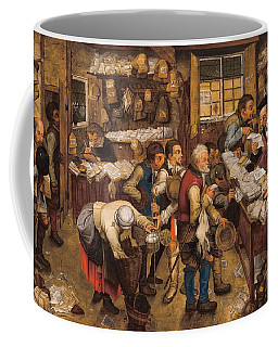 The Tax Collectors Office  Coffee Mug
