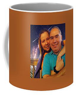 The Two Of Us.  Coffee Mug
