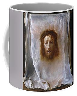 The Veil Of Veronica Coffee Mug