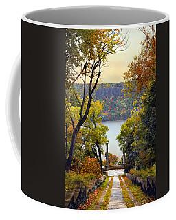 The Vista Steps Coffee Mug