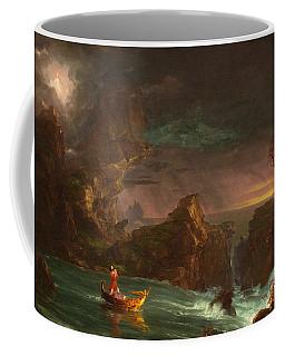 The Voyage Of Life, Manhood Coffee Mug