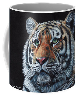 Tiger Portrait Coffee Mug