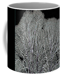 Coffee Mug featuring the photograph Trees by Vladimir Kholostykh