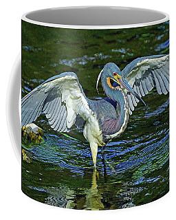 Tricolor Hunting Coffee Mug