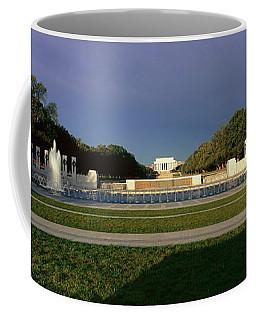 U.s. World War II Memorial Coffee Mug