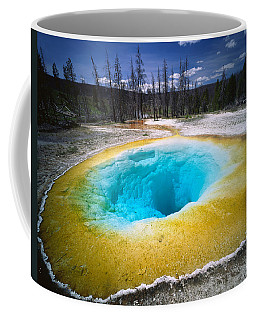 Usa, Wyoming, Yellowstone National Coffee Mug