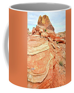 Valley Of Fire High Country Coffee Mug