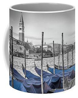 Venice Grand Canal And St Mark's Campanile Coffee Mug