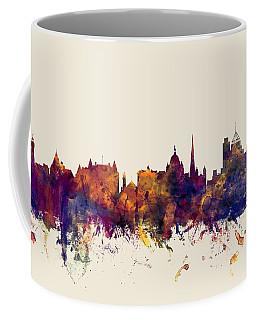 Victoria Canada Skyline Coffee Mug