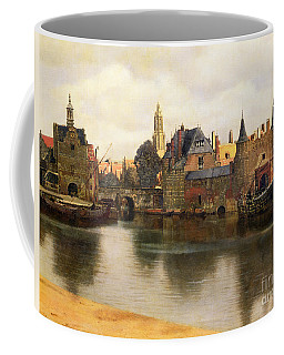 View Of Delft Coffee Mug