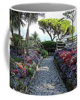 Villa Rufolo Gardens - Ravello, Italy Coffee Mug
