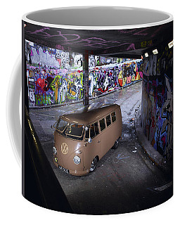 Volkswagen Microbus Coffee Mug