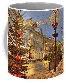 Warsaw, Poland Coffee Mug