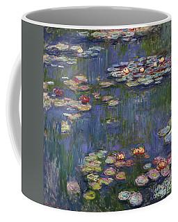 Water Lilies, 1916 Coffee Mug