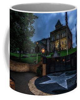 Coffee Mug featuring the photograph Webster County Courthouse by Thomas R Fletcher