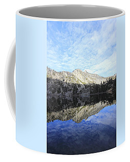 Coffee Mug featuring the photograph Where Eagles Dare by Sean Sarsfield