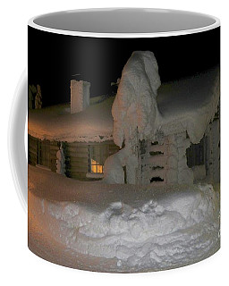 Winter Night  Coffee Mug