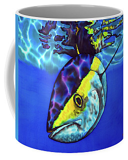 Yellowfin Tuna Coffee Mug