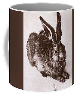 Young Hare Coffee Mug