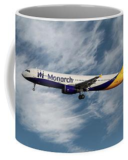 Monarch Airbus A321-231 Coffee Mug