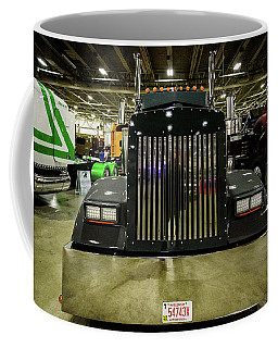 2000 Kenworth W900 Coffee Mug