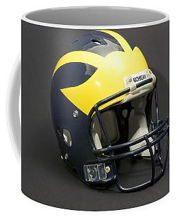 2000s Wolverine Helmet Coffee Mug