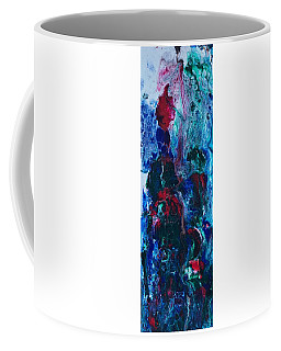 Coffee Mug featuring the painting 2001 Hardy by Robbie Masso