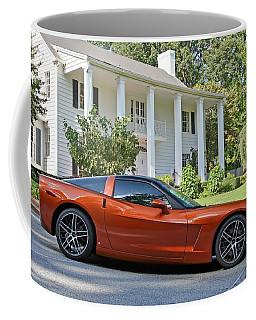 2005 Corvette C6 Coffee Mug