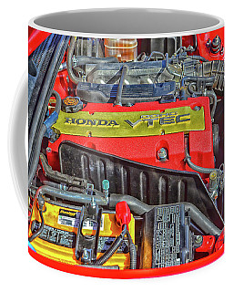 2006 Honda S2000 Engine Coffee Mug by Mike Martin