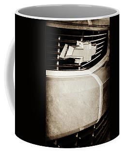 2011 Chevrolet Camaro Grille Emblem -0321s Coffee Mug