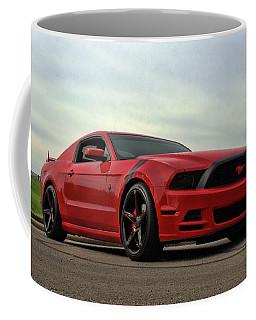2014 Mustang Coffee Mug