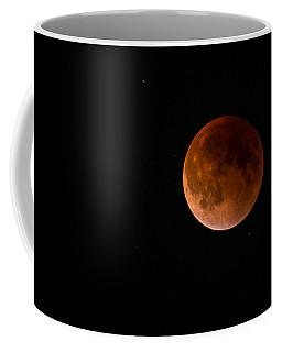 2015 Blood Harvest Supermoon Eclipse Coffee Mug