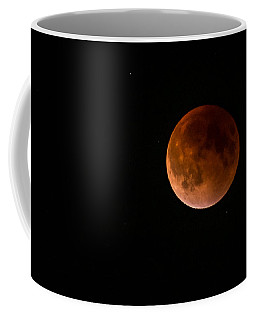 2015 Blood Harvest Supermoon Eclipse Coffee Mug