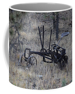 Old Farm Implement Lake George Co Coffee Mug