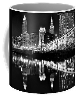 Coffee Mug featuring the photograph 2017 Charcoal 8x10  by Frozen in Time Fine Art Photography
