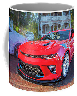 2017 Chevrolet Camaro Ss2  Coffee Mug by Rich Franco
