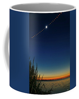 2017 Great American Eclipse Coffee Mug