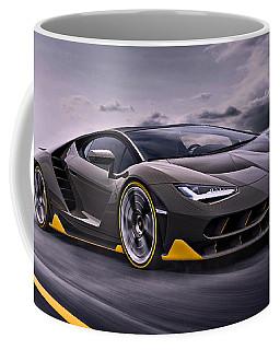 2017 Lamborghini Centenario Coffee Mug