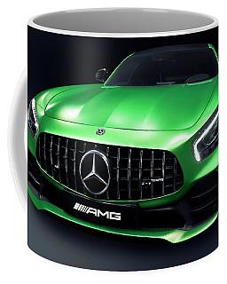 2017 Mercedes Amg Gt R Coupe Sports Car Coffee Mug