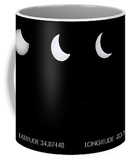 2017 Solar Eclipse Coffee Mug