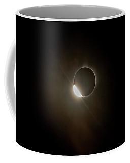 2017 Solar Eclipse Entrance Ring Coffee Mug