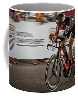 2017 Time Trial Champion Coffee Mug