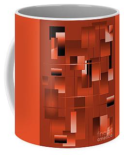 2022-2017 Coffee Mug by John Krakora