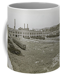 207th Street Railyards Coffee Mug