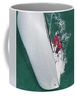 Aerial Key West Coffee Mug