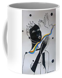 Hope For Peace In South Sudan Coffee Mug by Gloria Ssali